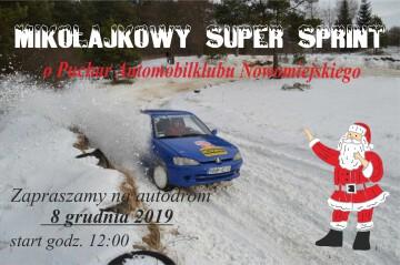 Mikołajkowy Super Sprint