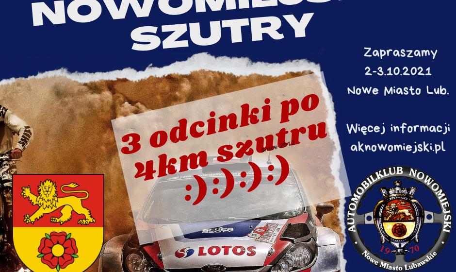 3 odcinki po 4km szutru ))))